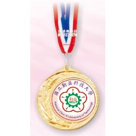 詔暘禮贈品  ~勝者風華 競賽獎章~S~19 競賽金屬獎牌×1面 獎盃獎座 藝術 藝品贈