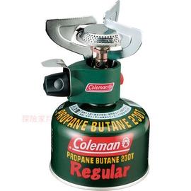 CM-0203美國Coleman PZ瓦斯爐 電子點火攻頂爐 蜘蛛爐 飛碟爐 登山 露營 環島