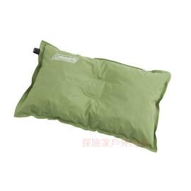 CM-0428美國Coleman 自動充氣枕頭(長42*寬26*高9cm)附收納袋