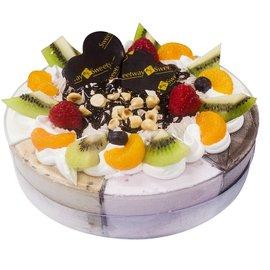 ~世唯烘焙坊~藍帶騎士8吋冰淇淋蛋糕