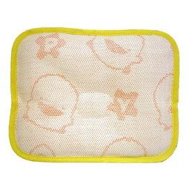 黃色小鴨嬰幼兒亞草定型枕    *吸濕排汗夏日必備新上市!!*
