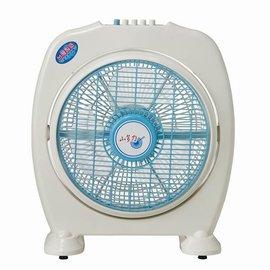 100%台灣製造 山多力 10吋手提冷風箱扇 FR-308 **可刷卡!免運費**