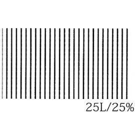 TH~121 漫畫網點紙 B4 25L 25%