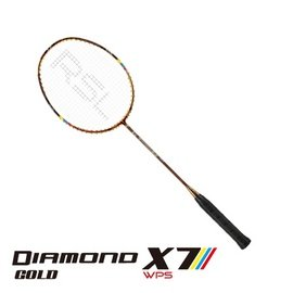 RSL羽球拍_M13 Diamond X7 Gold  含單隻拍套