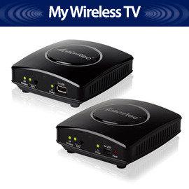 一週租機~Actiontec MyWirelessTV ~~ 無線HDMI 2D 3D影像