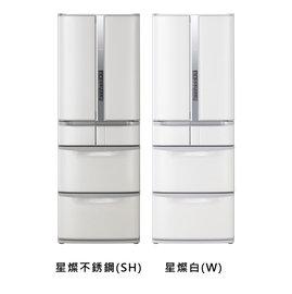 HITACHI日立 441公升變頻六門電冰箱(RSF46CMJ)