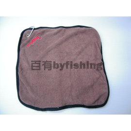 ◎百有釣具◎太平洋POKEE 魔術毛巾/釣魚用擦手巾