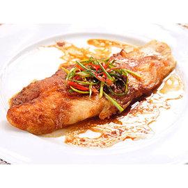 ㊣盅龐水產 ~ 鯰魚片^(巴沙魚片^)~貓魚排 3~4片 kg 約250g 片 零售 10
