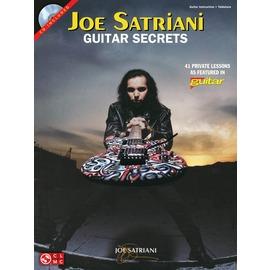 ~吉他Signature Licks系列~Joe Satriani~Guitar Secr
