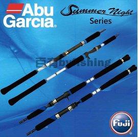 ◎百有釣具◎瑞典ABU SUMMER NIGHT Series 船釣鐵板路亞竿 規格SNS631-150A直柄~