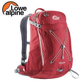 【義大利 LOWE ALPINE】AIRZONE SPIRIT 25 專業輕量透氣健行登山背包/自行車背包.運動休閒背包.後背包/落日紅-石英灰 FTD-60 (推薦款) *