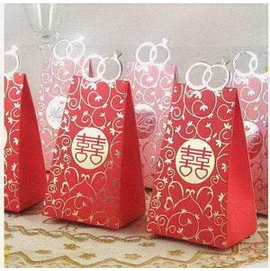 戒子喜糖盒 50入  婚禮用品 結婚用品 婚禮小物 ht~0031