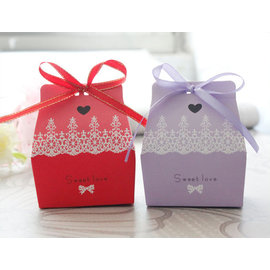 繽紛甜蜜蜜喜糖盒^(50入^) 婚禮用品 結婚用品 婚禮小物 ht~0041