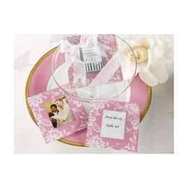 相框式杯墊兩片裝^(10入^) 禮贈品 結婚用品 婚禮小物 ht~0055