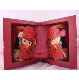 金蘭醬油婚禮 ^(5入^) 禮贈品 結婚用品 婚禮小物 ht~0058