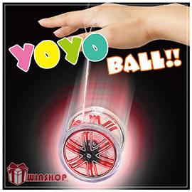 【Q禮品】A1564 發光溜溜球/YOYO球 玩具 超速YOYO 溜溜球
