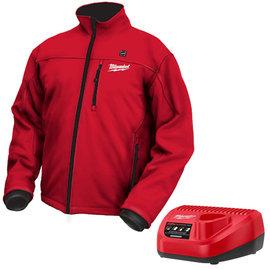 Milwaukee 12V鋰電發熱紅色夾克2330(含充電器)