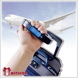 【Q禮品】B1570 行李電子秤/手握式電子秤 液晶電子秤 行李秤 手提秤 快遞秤 廚房秤