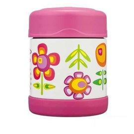THERMOS 膳魔師 300ml 小花兒不鏽鋼真空燜燒食物罐 F3001FFP6 **可刷卡!免運費**