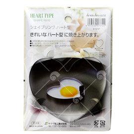 【艾佳】D-5737心形煎蛋圈/個