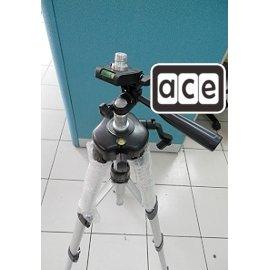 亞士精密~可傾斜 可倒置 5分頭腳架 亞士精密 ACE 紅光綠光 雷射水平儀  雷射儀腳架