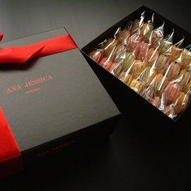 ANA JESSICA】法式马卡龙 MACARON 《24入 顶级法式马卡龙礼盒》