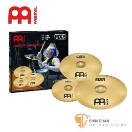 MEINL BCS 4片套裝銅鈸~Complete Cymbal Set~Up~