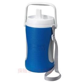 探險家戶外用品㊣CM-0448美國Coleman 1.89L 保冷水壺(藍) 保冰桶 飲料冰筒  聚餐 園遊會 啤酒壺