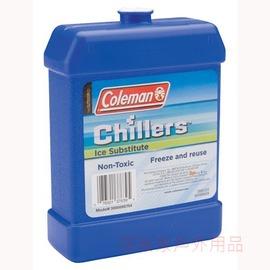 探險家戶外用品㊣CM-1444美國Coleman 保冷劑 (大) 冷媒 超凍媒 冰磚 適用冰桶 行動冰箱 保冷袋(CM-0754)