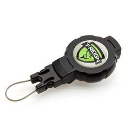探險家戶外用品㊣T-Reign 小型裝備伸縮繫繩 型號:#0TRG-312(背夾式)#0TRG-313(魔鬼氈)
