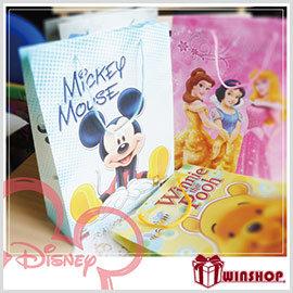 【winshop】A1586 迪士尼手提禮物袋-提繩/正版授權迪士尼PVC手提袋禮物袋收納袋提繩手提袋