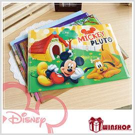 【winshop】A1584 迪士尼A4有扣文件袋/台灣製正版授權迪士尼文件袋/A4橫式收納袋/資料袋資料夾資料套文件夾