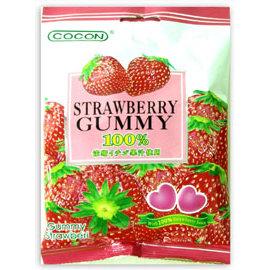 可康草莓QQ水果軟糖