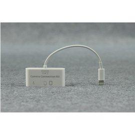 ~勁昕科技~I5~12蘋果 iPad mini 4 Lightning口讀卡機 ^( SD