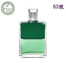 Aura~Soma靈性彩油瓶平衡油^~63號 Djwal Khul   Hilarion
