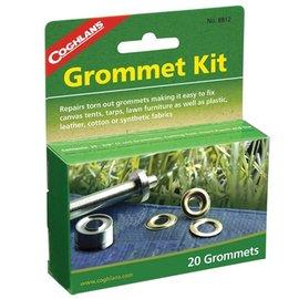 【Coghlans -加拿大】營帳金屬扣環 Grommet Kit《附裝釘工具》/適帆布扣.帳篷外帳鋼扣 8812