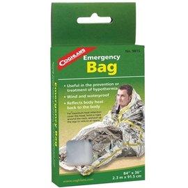 【Coghlans -加拿大】緊急救生袋.保暖毯.太空毯,耐用型求生毯,防風睡袋.防寒.登山露營急用墊,預防失溫(非Grabber) 9815