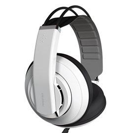 ^~硬派精璽^~ SuperLux 舒伯樂 HD 681 EVO 監聽級耳機 白色 000