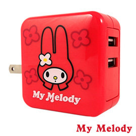 My Melody USB充 ^( 品^)