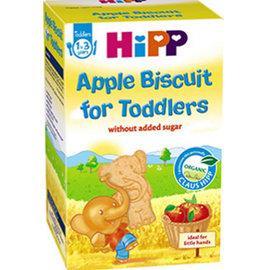 HiPP喜寶有 機小象纖維麥餅