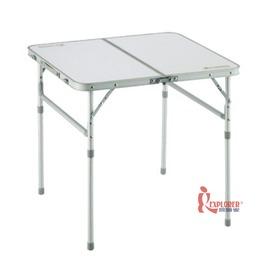 探險家戶外用品㊣NO.73180003 日本品牌LOGOS 2FD 60*60CM折合桌 摺疊桌/置物桌/料理桌/蛋捲桌
