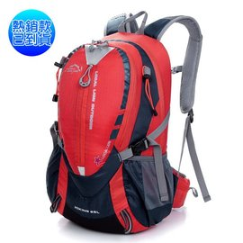 LOCAL LION 25L 透氣輕量化拔熱登山健行背包 含胸扣哨子^(僅780g^)自行