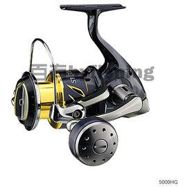 ◎百有釣具◎SHIMANO STELLA 紡車型捲線器 規格SW 5000HG/SW 5000PG型