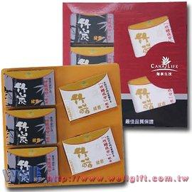 竹炭 醋酵素5入香皂 ^(抽屜盒^) HA~305