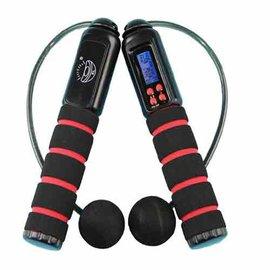PUSH!休閒 用品 有氧 有線無線兩用跳繩 加重 卡路里跳繩H04