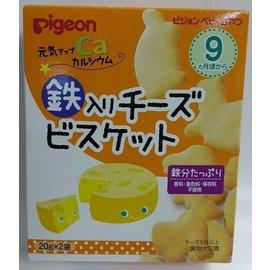 貝親 元氣起司餅乾 (P13372)