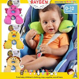 兒童0-12防落枕動物造型護頸枕/安全旅行枕/u型記憶枕【HH婦幼館】