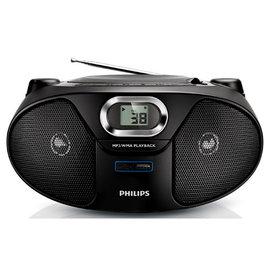 ◤贈可愛耳機◢ PHILIPS 飛利浦  USB/MPS 手提音響 AZ385 / AZ-385