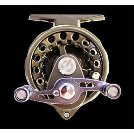 ◎百有釣具◎太平洋Pokee  鋁鑄變速前打輪BSD2/3(有煞車) ~超值價 加贈碳纖 線一捲
