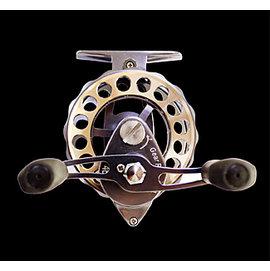 ◎百有釣具◎太平洋Pokee  鋁合金變速前打輪AEX-3/4  (無煞車) ~限量特價